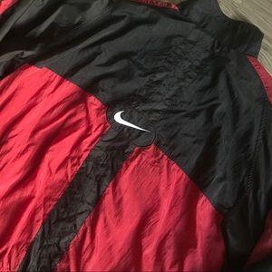 Vintage Nike Swoosh Windbreaker Sz XL